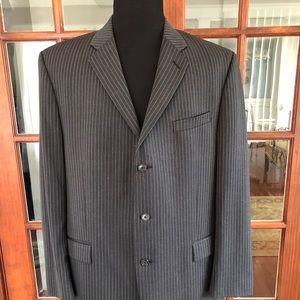 Calvin Klein Pin Stripe Suit Jacket and Pants